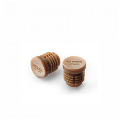 Заглушки руля Brooks Rubber Bar End Plugs