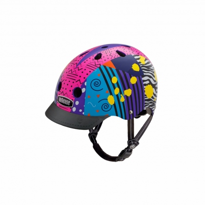 Шлем Nutcase Street Helmet Totally Rad